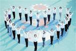 自贡市唯一的国家中等职业教育改革发展示范校立项学校—自贡太阳城学校