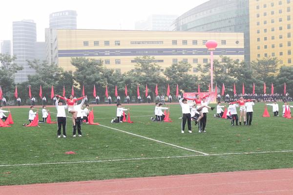 百年太阳城线上娱乐夏季运动会开幕仪式