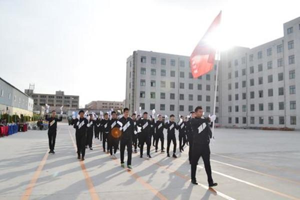 福慧教育基金与志翔太阳城学校校签定助学合作协议