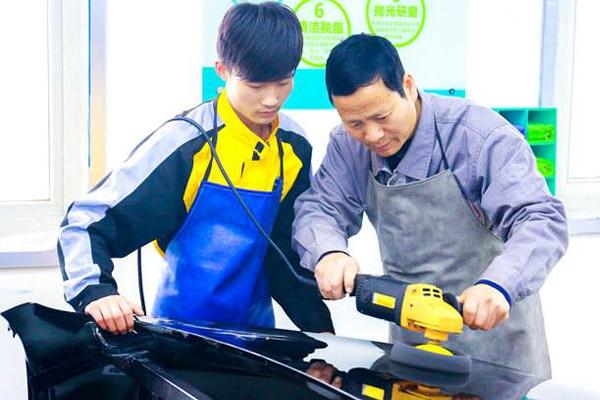 贵州航空工业技师学院汽修专业