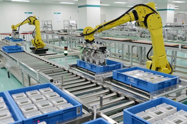 重庆市农业学校工业机器人技术应用