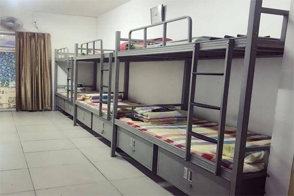 四川理工技师学院寝室