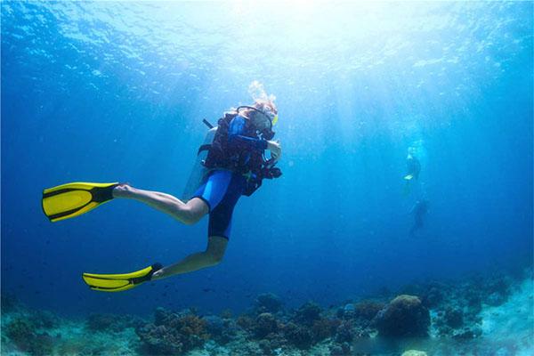成都浩海立方潜水