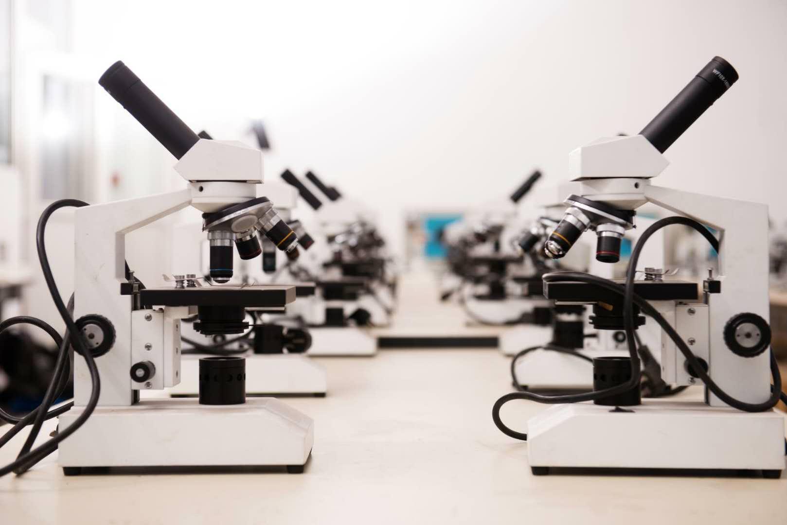 卫校显微镜