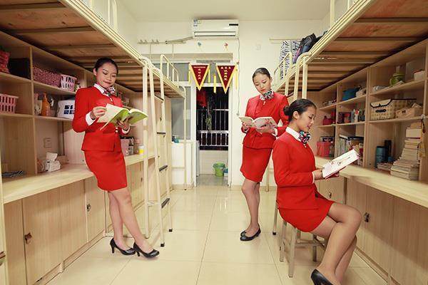 五月花航空专业学生宿舍