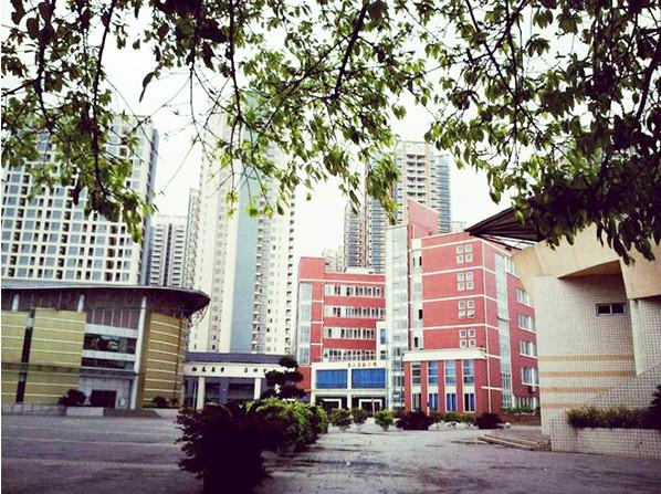 龙泉校区教学楼和实训楼