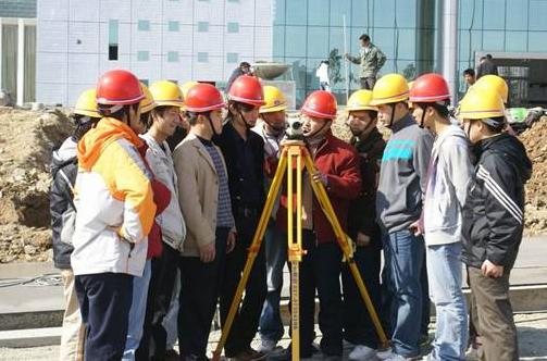 贵州城市职业学院建筑工程技术专业学子