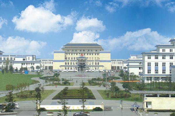 四川职业学校排名上线