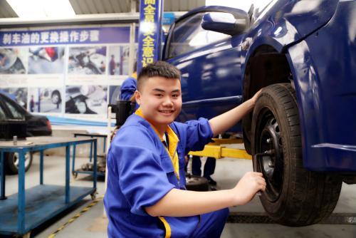 铁路维修专业非常适合男生工作